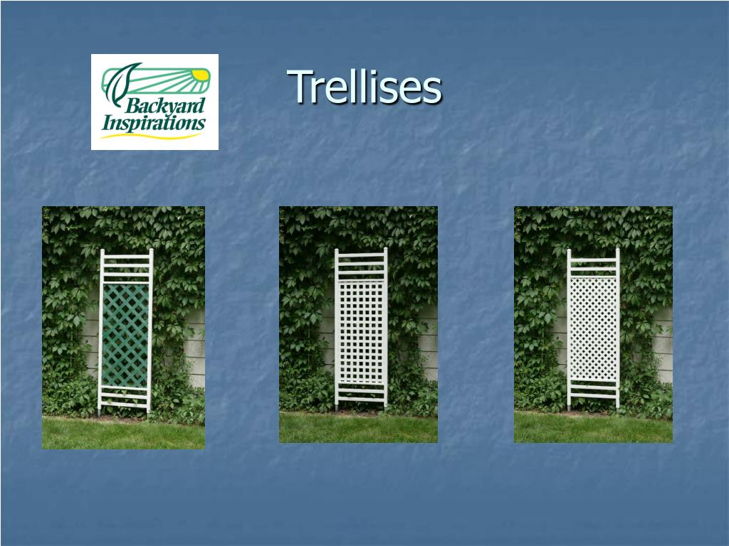 Trellises