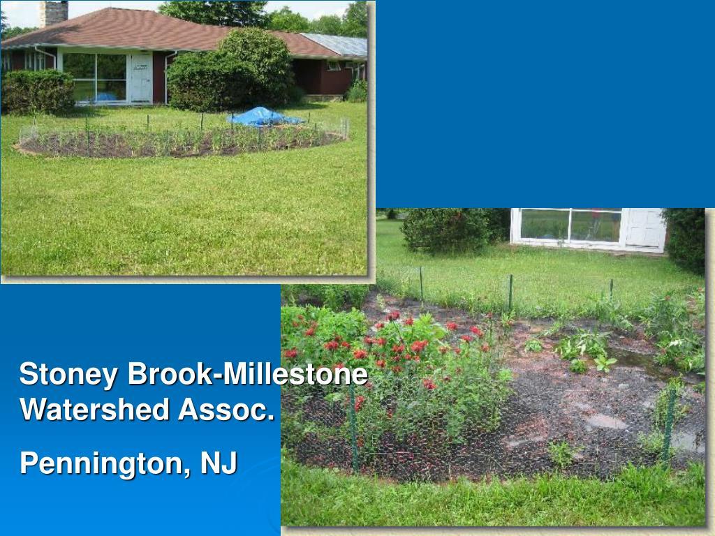 Stoney Brook-Millestone Watershed Assoc.
