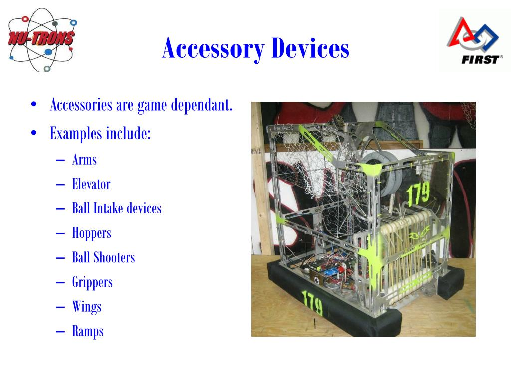 Accessory Devices