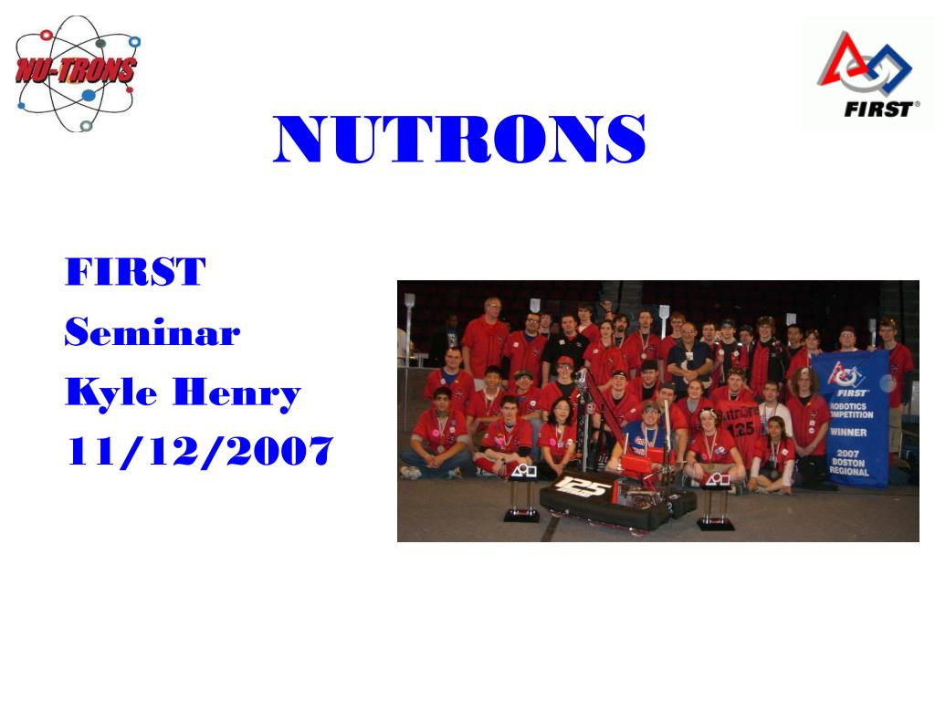 NUTRONS