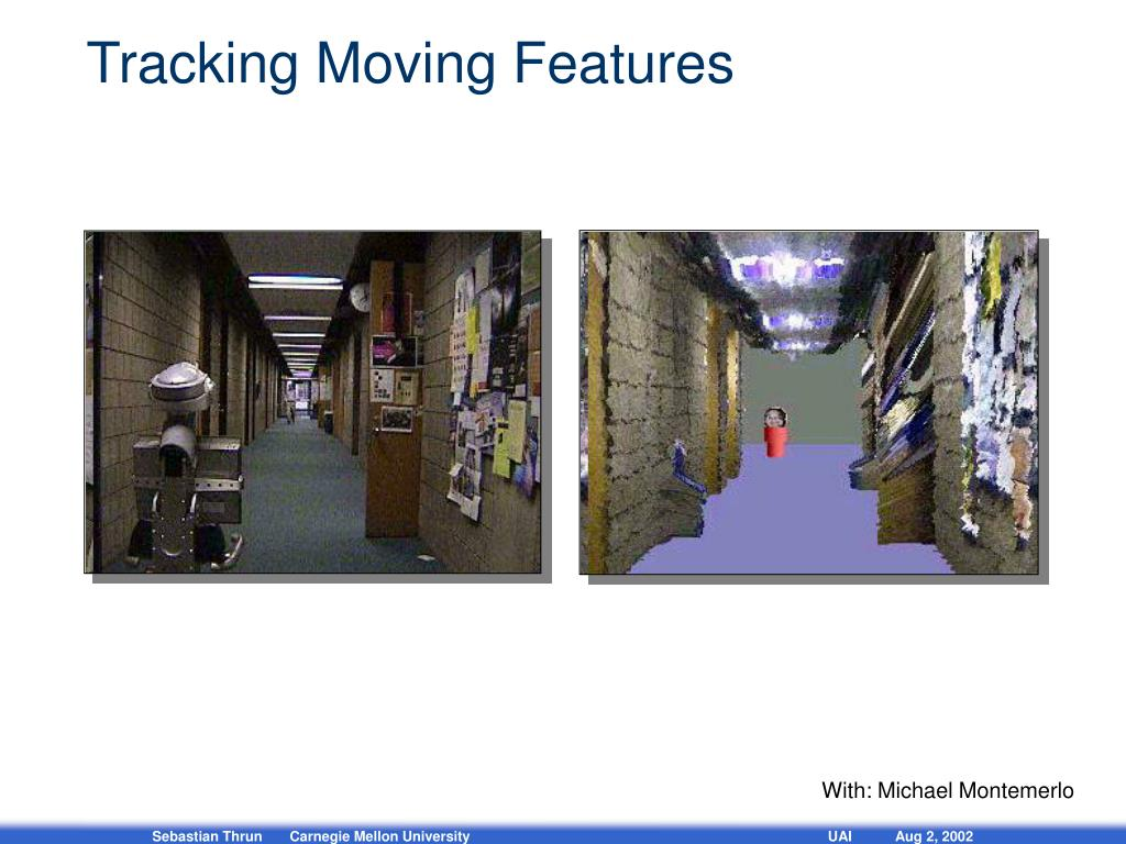Tracking Moving Features