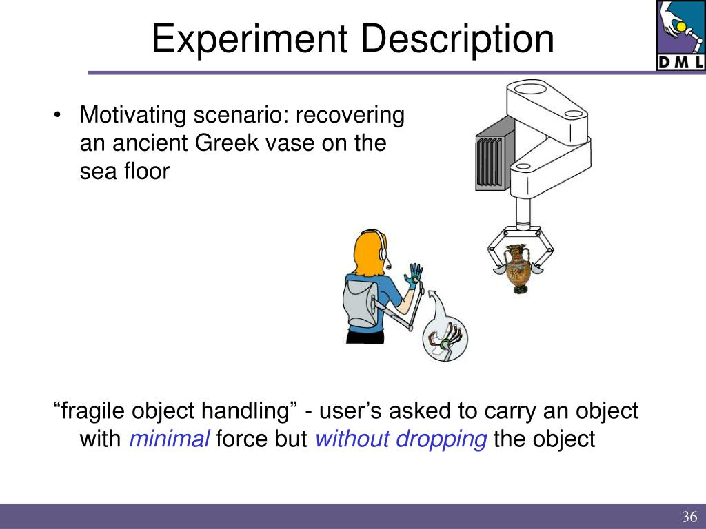 Experiment Description