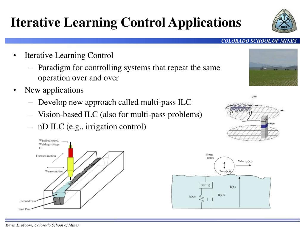 Iterative Learning Control Applications