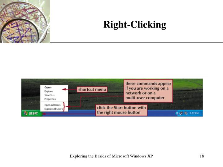 Right-Clicking