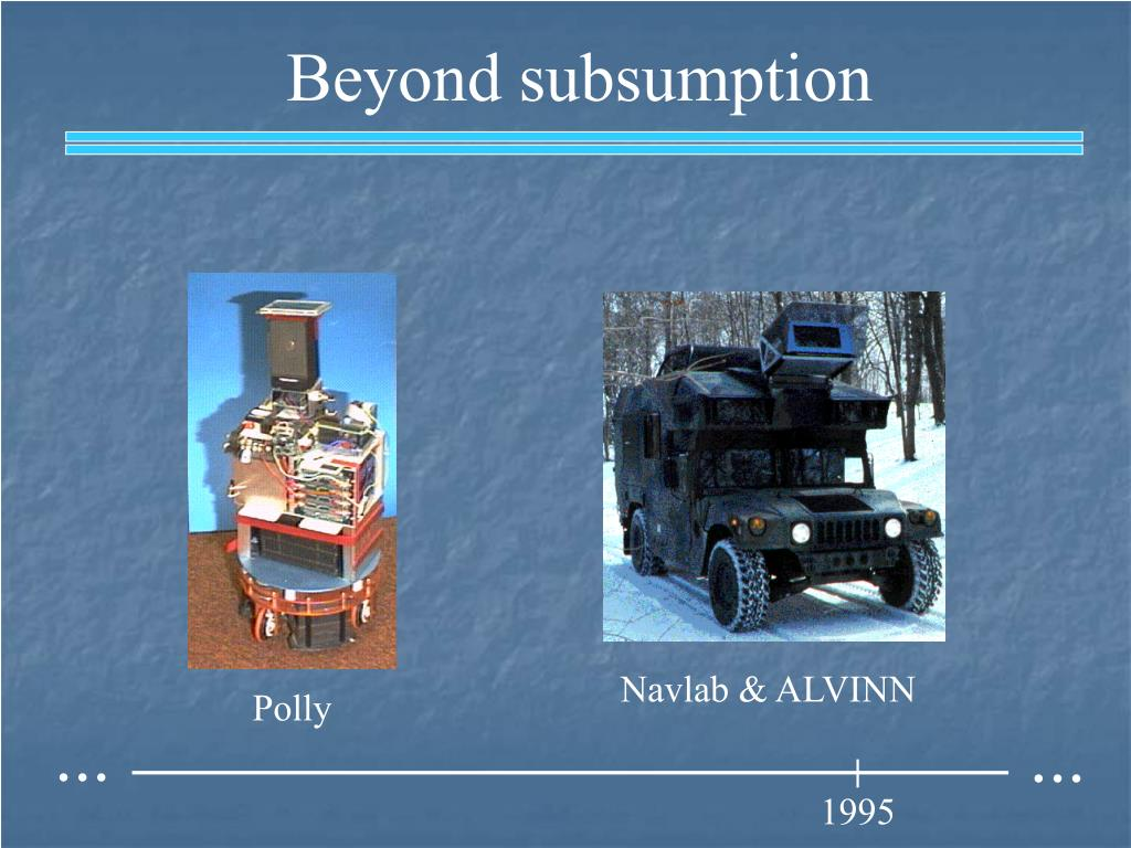 Beyond subsumption