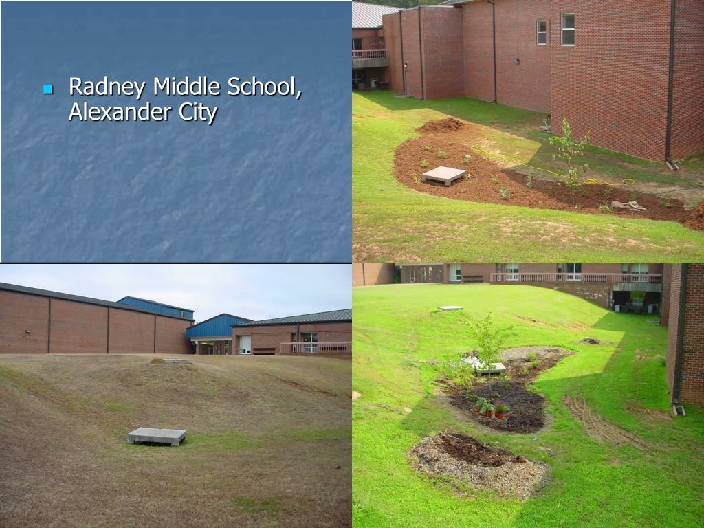 Radney Middle School, Alexander City