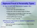 sigmund freud personality types26