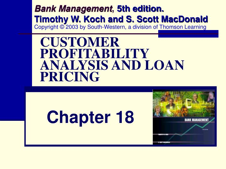 customer profitability analysis infinity bank Infinity bank – retail branchs and customer profitability introduction customer profitableness analysis is the analysis of grosss and costs related to specific clients, which provides utile information to better strategic determination devising in concern ( cima, 2009 )  specifically for banking industry, assorted challenges have been raised in recent old ages such as increased [.
