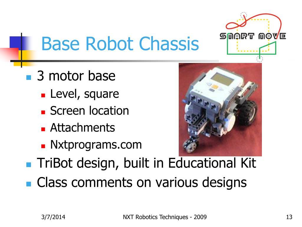 Base Robot Chassis
