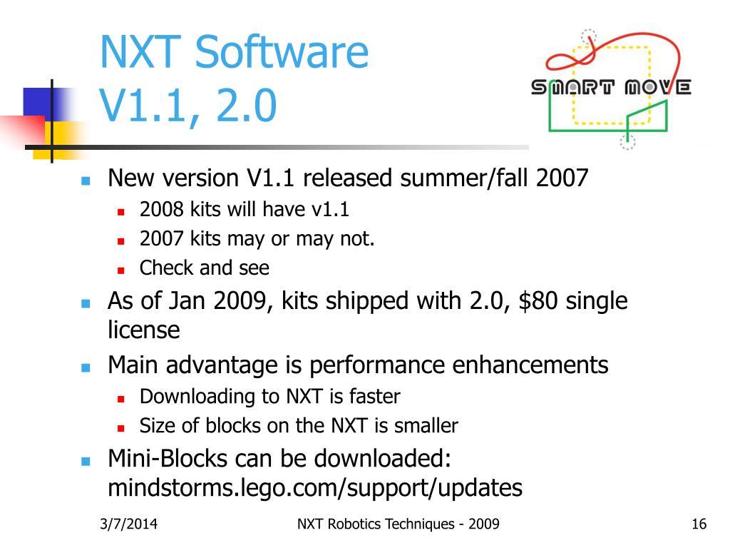 NXT Software
