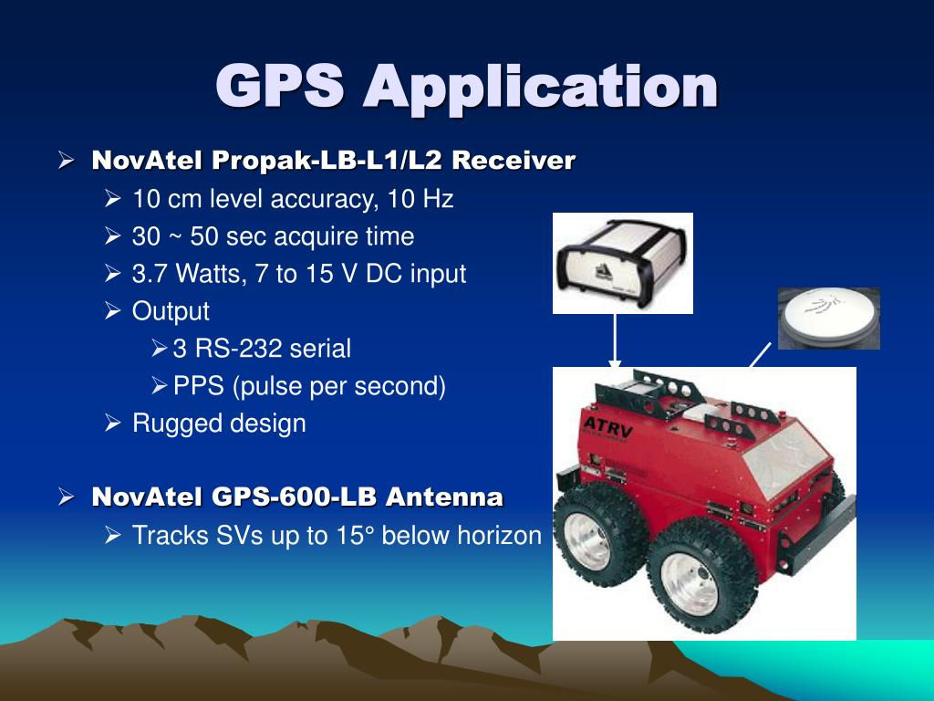 NovAtel Propak-LB-L1/L2 Receiver