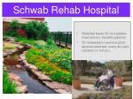 schwab rehab hospital20