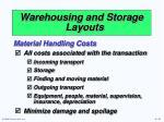 warehousing and storage layouts1