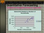 quantitative forecasting4