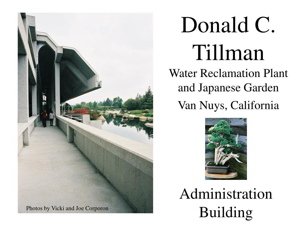 Donald C. Tillman
