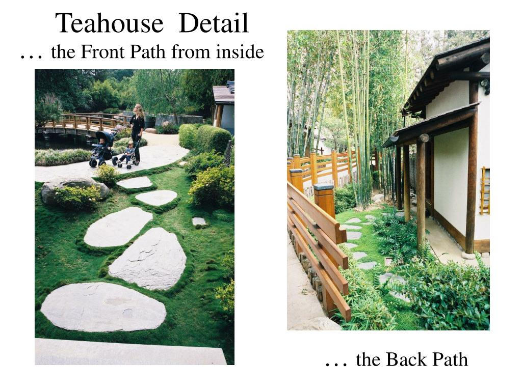 Teahouse  Detail