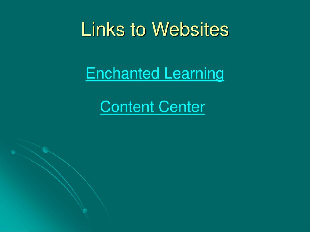 Links to Websites