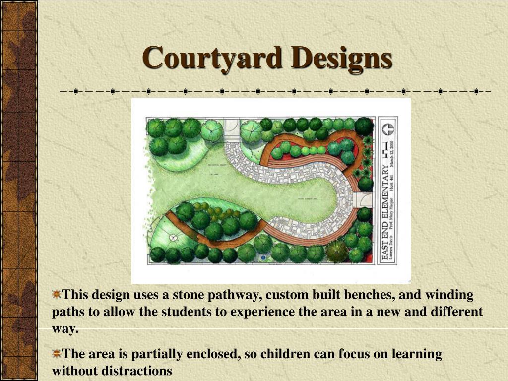 Courtyard Designs