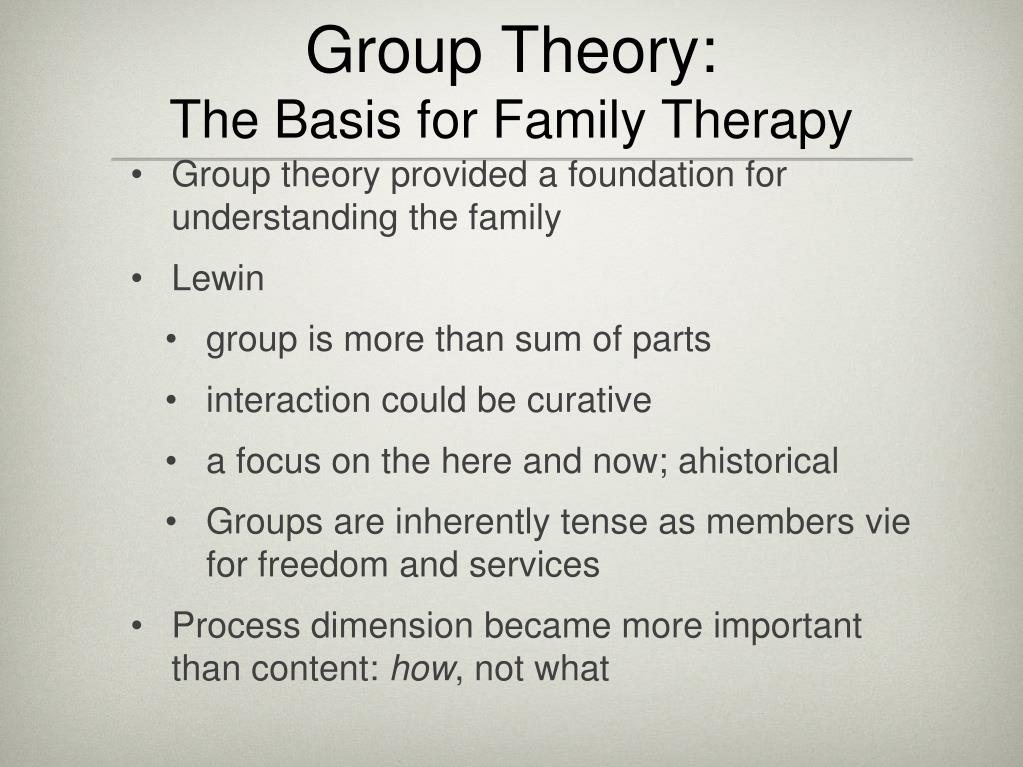 Group Theory: