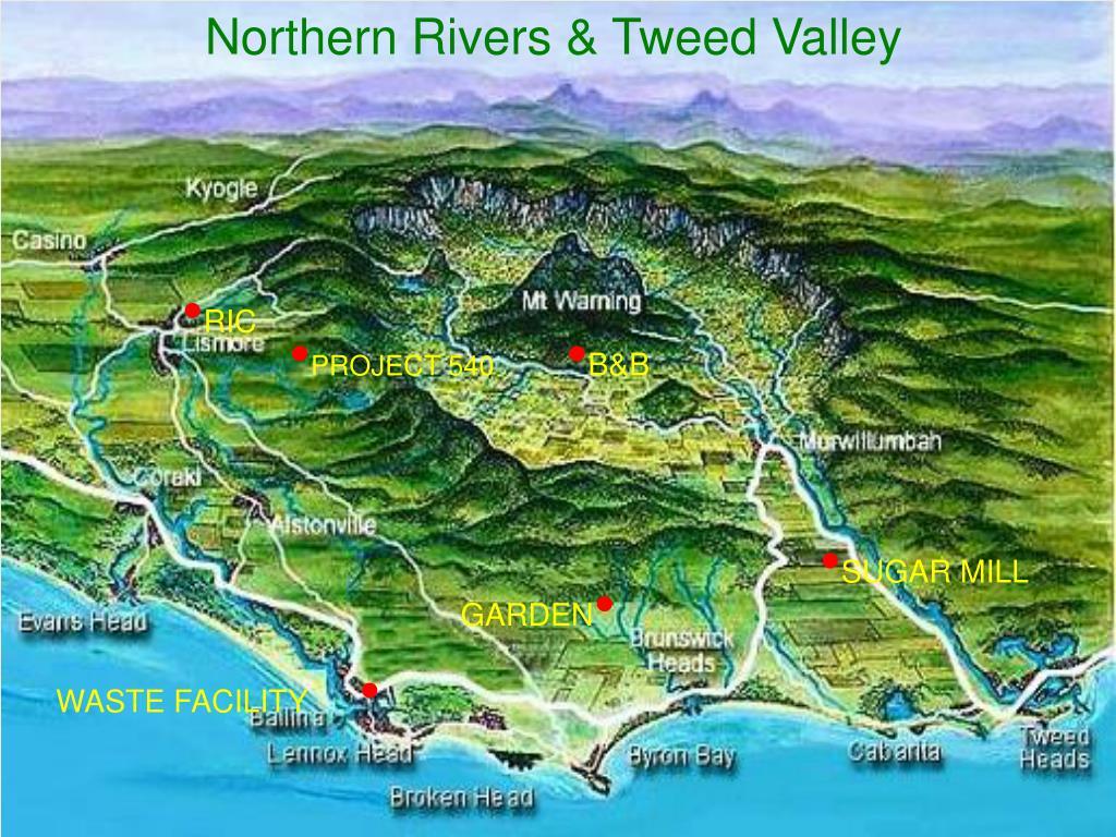 Northern Rivers & Tweed Valley