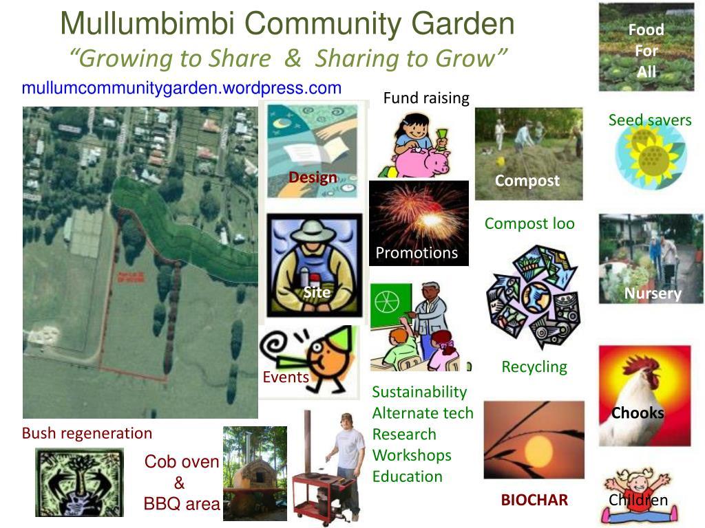 Mullumbimbi Community Garden