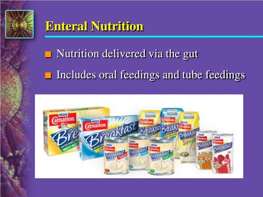 Functional Formularies Blog - A New Approach to Enteral ... |Enternal Nutrition Support