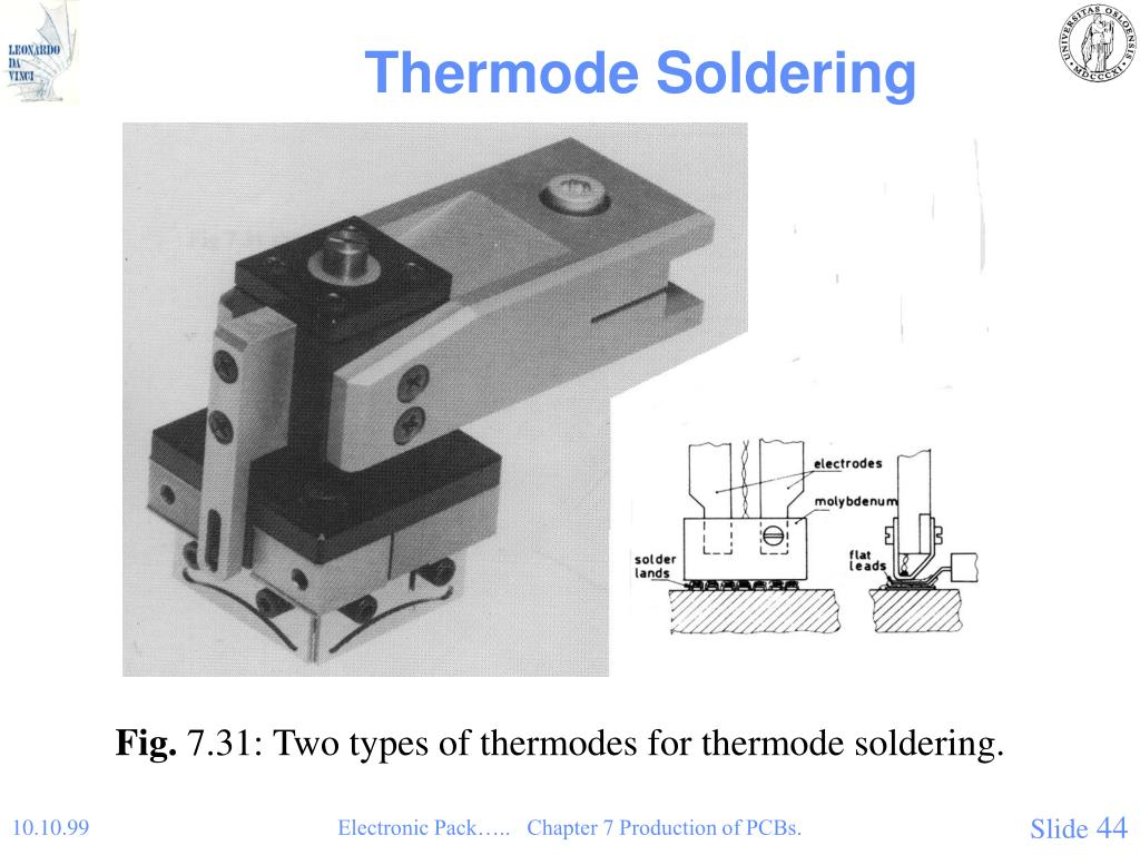 Thermode Soldering