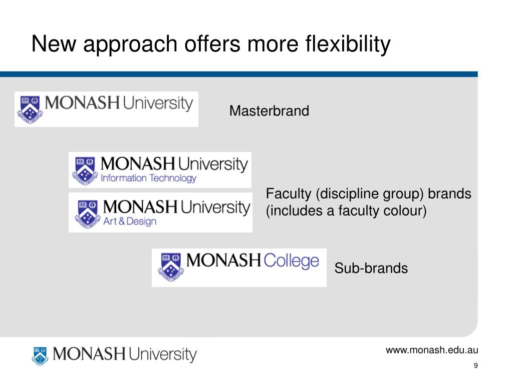 New approach offers more flexibility