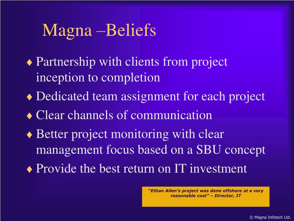 Partnership with clients from project inception to completion