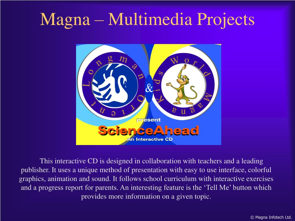 Magna – Multimedia Projects