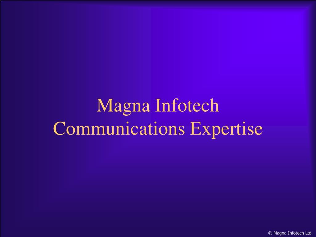 Magna Infotech