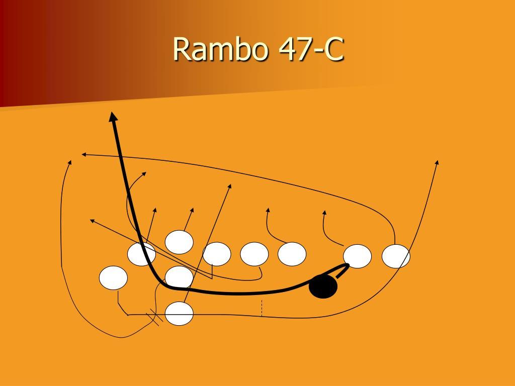 Rambo 47-C