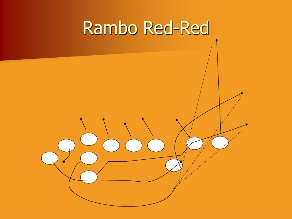 Rambo Red-Red