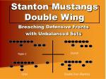 stanton mustangs double wing11