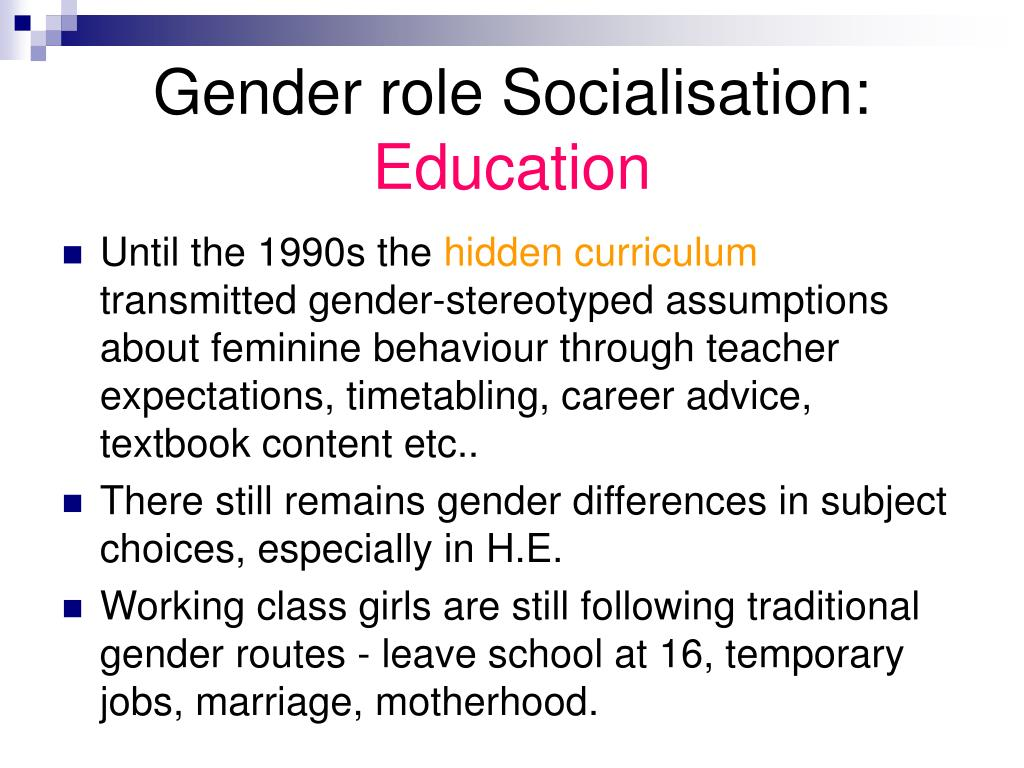 gender differences in the educational expectations Cambridge core - sociology: general interest - gender differences in  1 - peer  influences on gender differences in educational aspiration and attainment.
