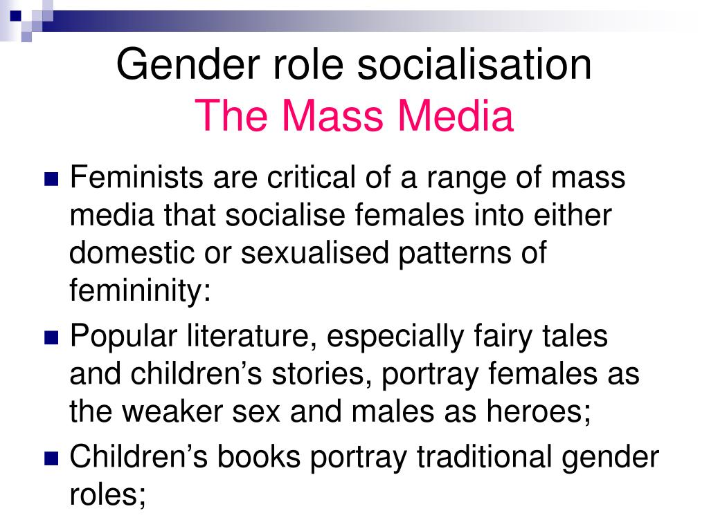 content analysis of gender stereotypes in