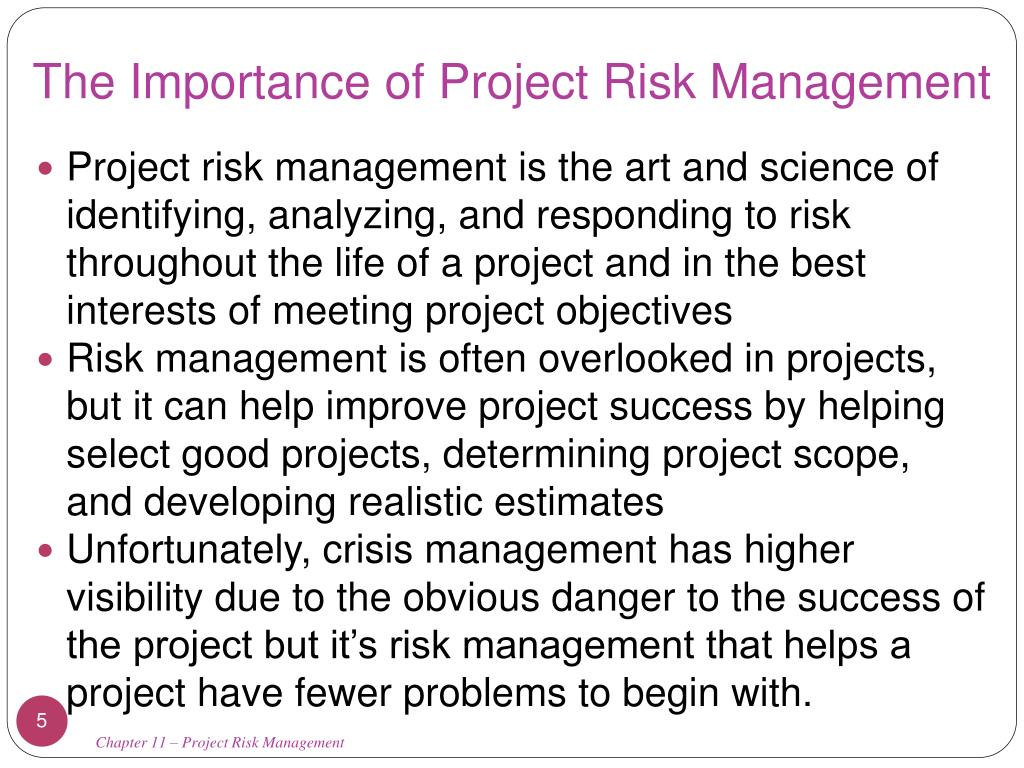 essay on the development of risk management Risk management on a satellite development project introduction while all projects are associated with uncertainties and risks, it is essential to have a risk mitigation plan to minimize project risk, such that it can only reach an acceptable level to both stakeholders and project sponsors.