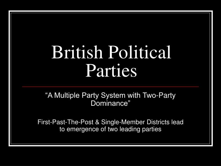 British political parties l.jpg