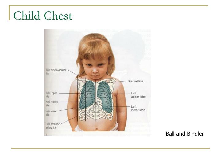 Child Chest