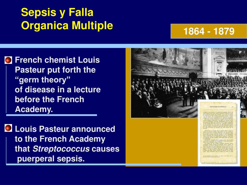 Sepsis y Falla