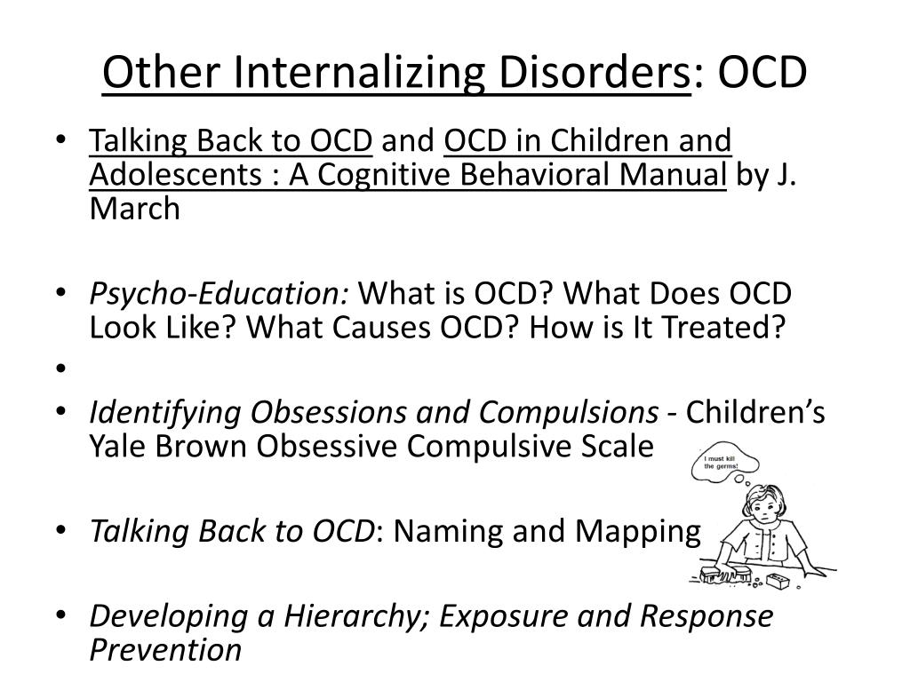 the identification and treatment of ocd essay