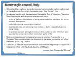 monteveglio council italy