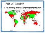 peak oil a theory5