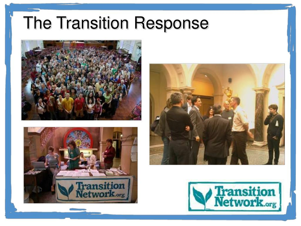 The Transition Response
