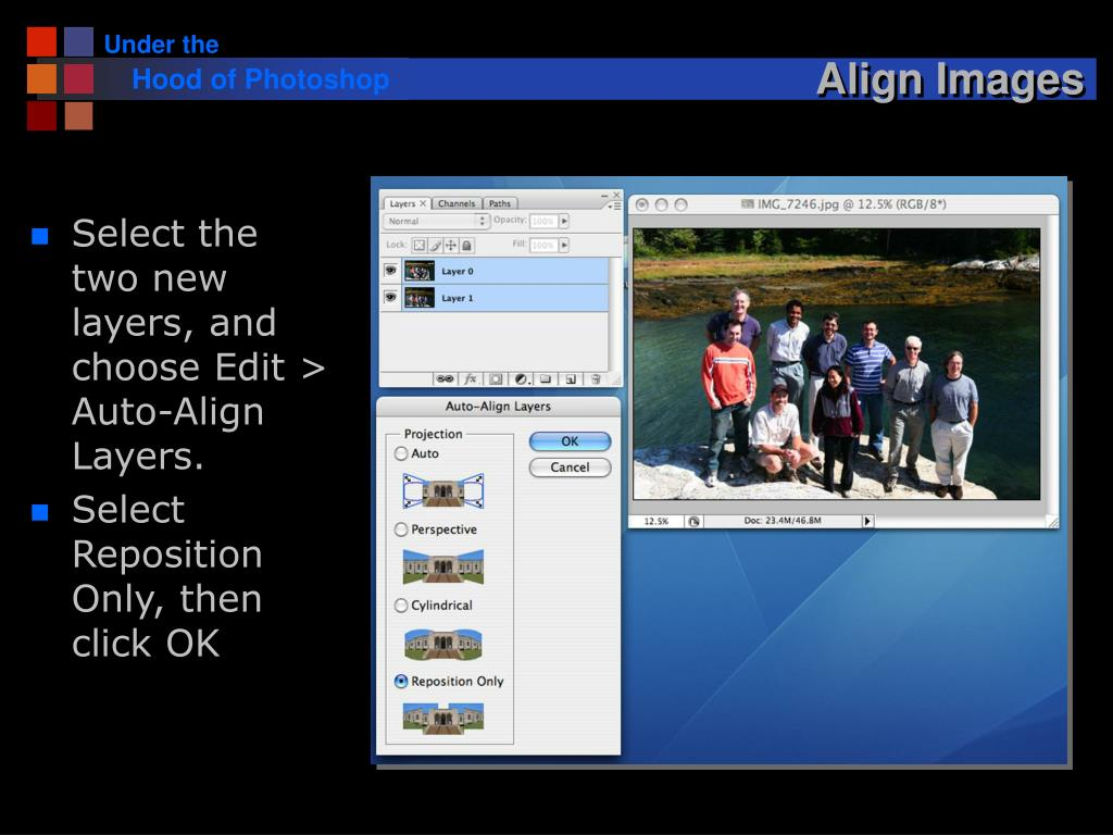 Align Images