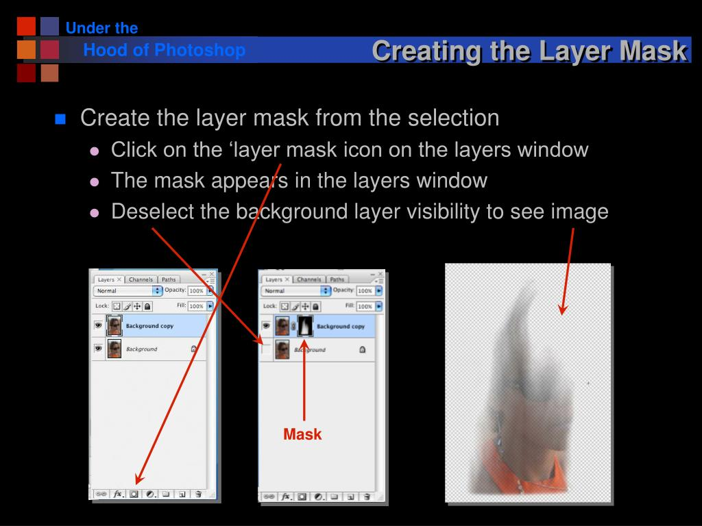 Creating the Layer Mask