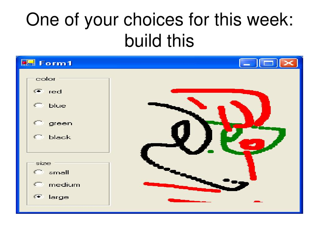 One of your choices for this week: build this