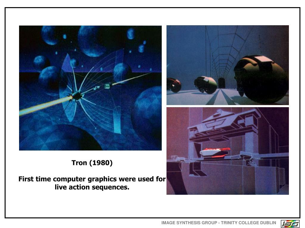 Tron (1980)