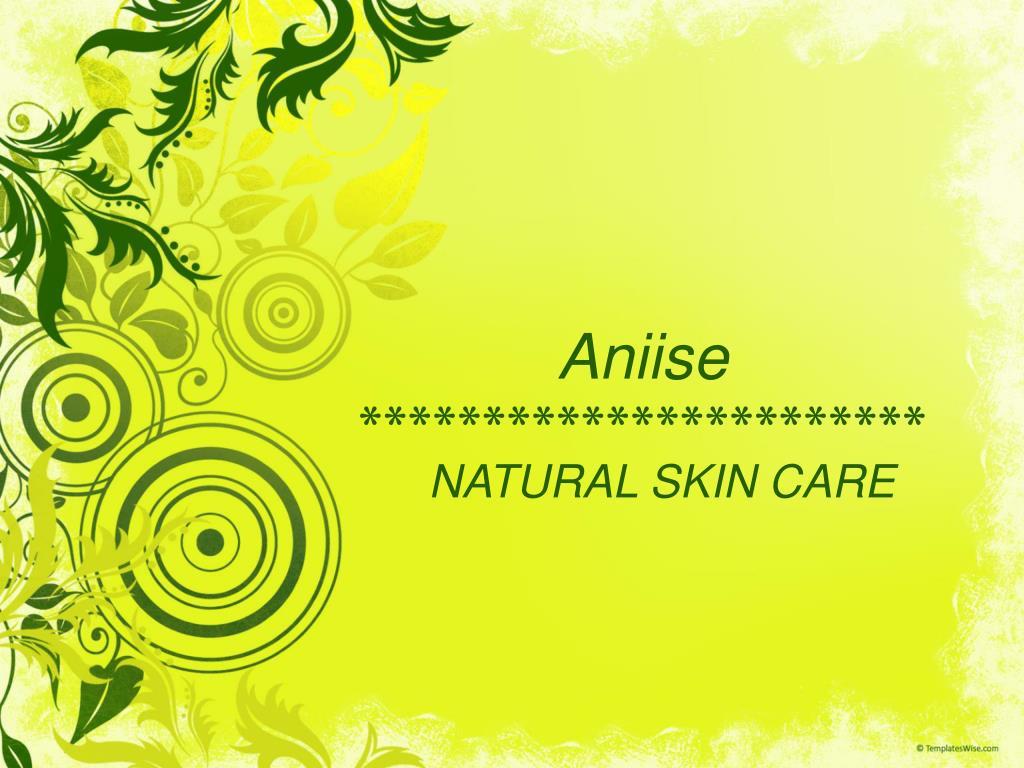 Aniise