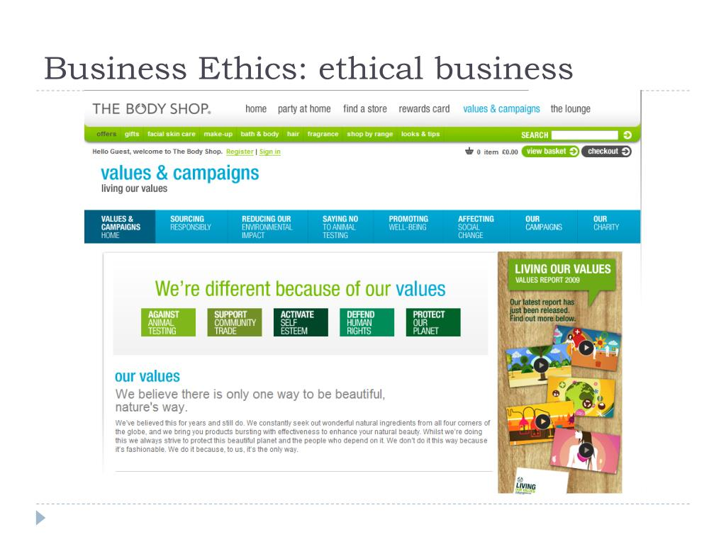 business ethics and its effects and Global impact: business ethics from university of illinois at urbana-champaign global business ethics is the study and analysis of how ethics and global business are connected.